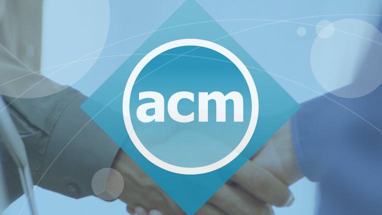 Ambassador for ACM Program