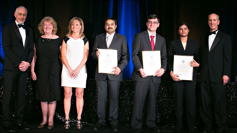 SRC Grand Prize winners