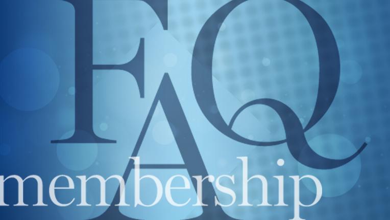ACM membership FAQ
