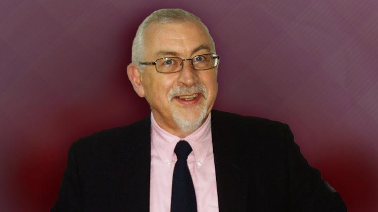 ACM 2015 Distinguished Service Award Recipient Ron Perrott