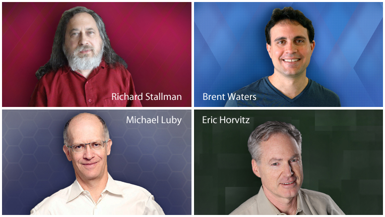 2015  ACM Technical Award Laureates