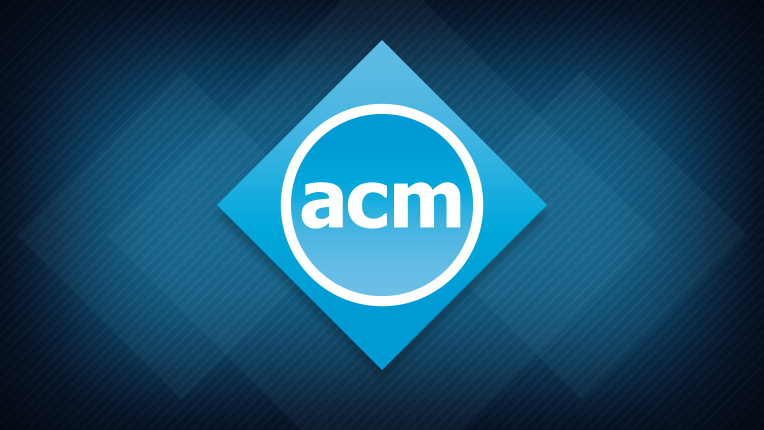 myACM - Something New for a New Academic Year - ACM