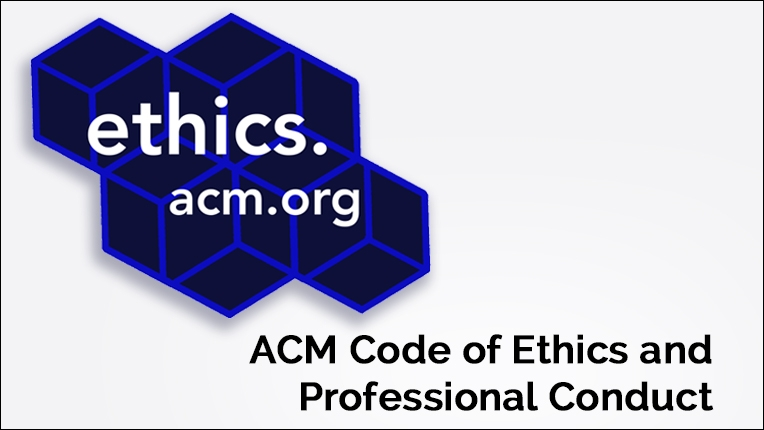acm updates code of ethics - Norma Bewerbung