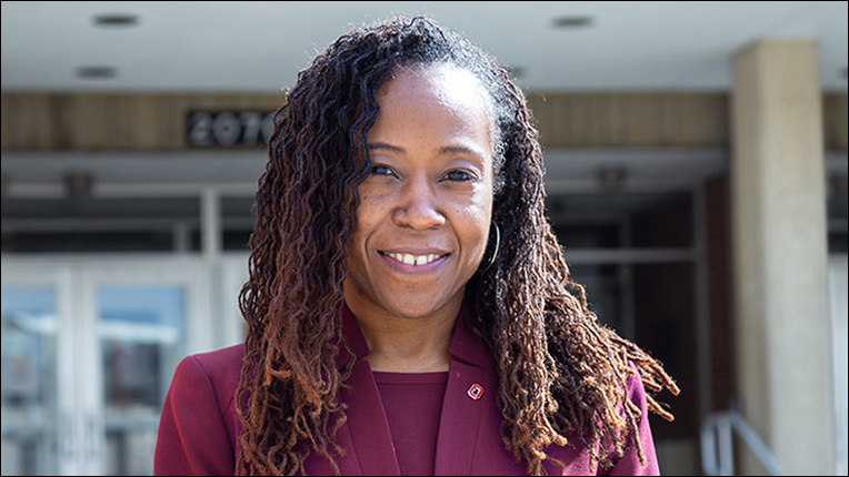 2021-2022 ACM Athena Lecturer Ayanna Howard