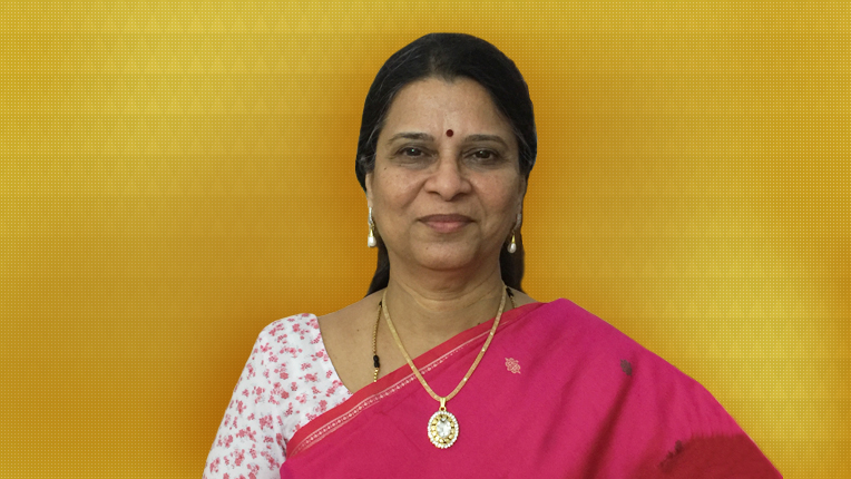 People of ACM profile of Sheila Anand