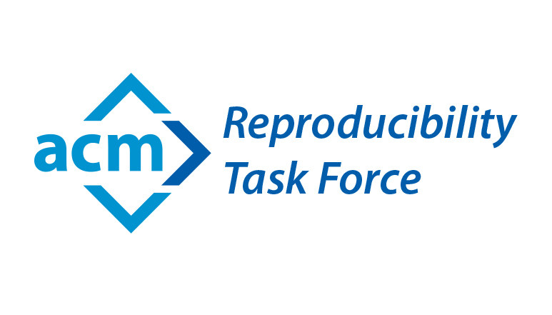Image of Reproducibility Task Force logo
