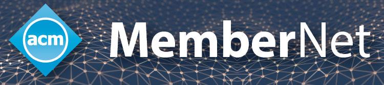 ACM MemberNet - April 25, 2019