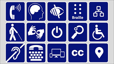 image representing accessibility