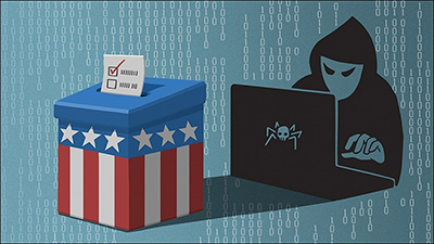 image representing election security