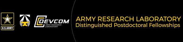 ARL Distinguished Postdoctoral Fellowships Masthead