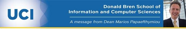 Donald Bren School of Information and Computer Sciences Logo