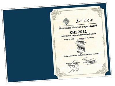 SIG Award Templates